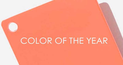 And the Color of the Year is: Living Coral