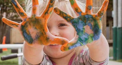 How To Stimulate Your Child's Creative Mind