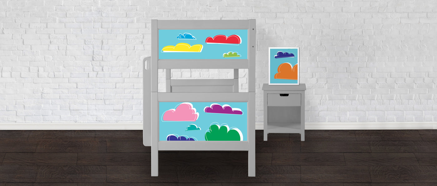 Artist Designed Bunk Beds