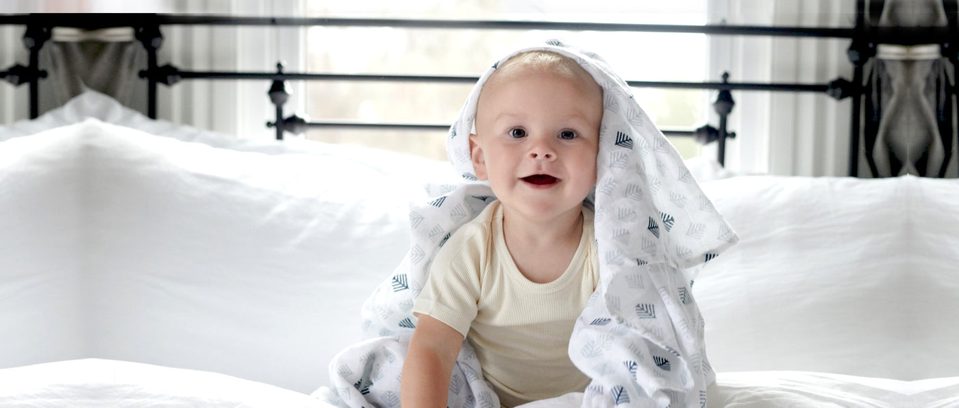 Bedding and blankets for infants