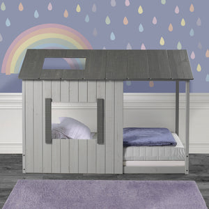 Kids House Twin Bed