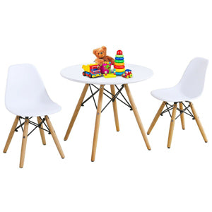 Criss Cross Modern Table and Chairs User Manual