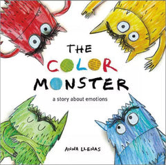The Color Monsters