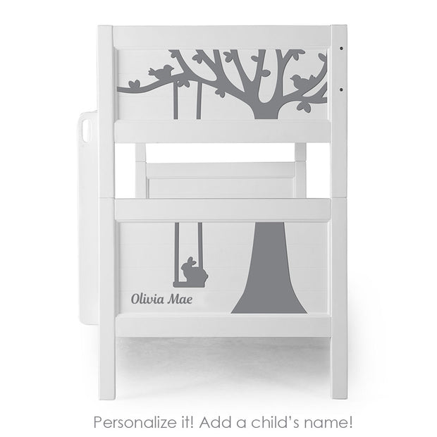 P'kolino Nesto Bunk Bed - Nature
