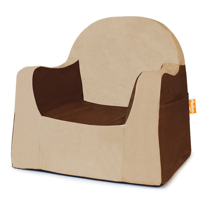 Little Reader Toddler Chair Brown