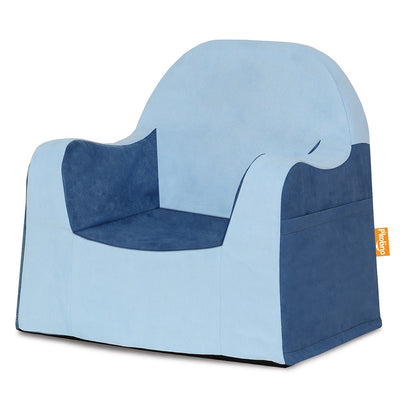 Little Reader Toddler Chair Blue