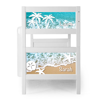 P'kolino Nesto Bunk Bed - Beach