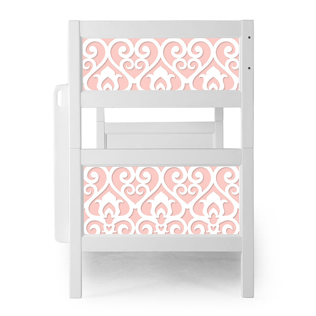 P'kolino Nesto Bunk Bed - White - Belle