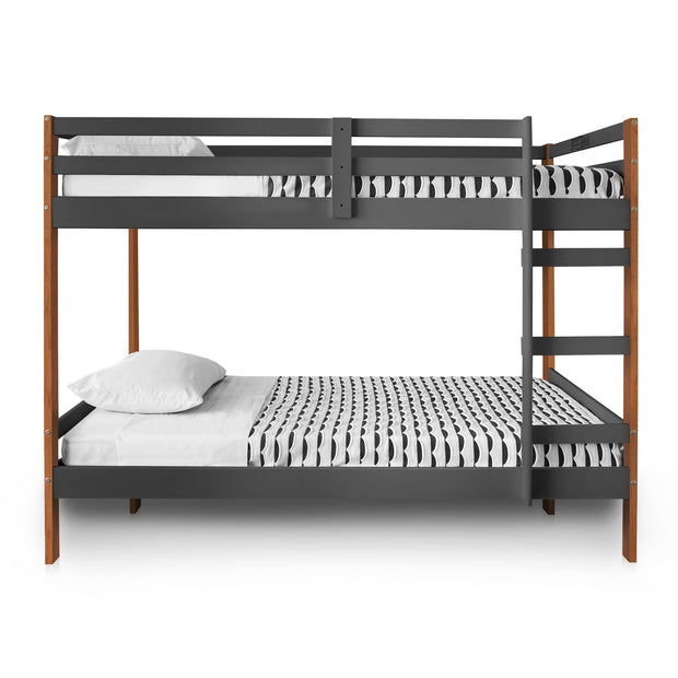 Letto Bunk Beds - Natural and Grey