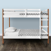 Letto Bunk Beds - Natural and White
