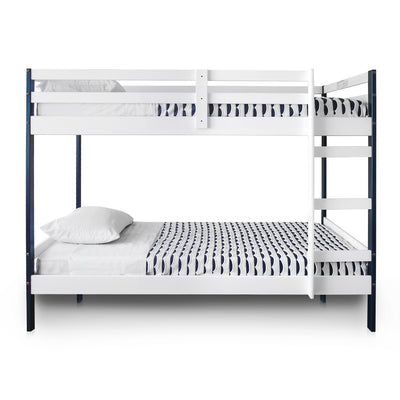 Letto Bunk Beds - Navy and White