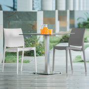 P'kolino Luna Modern Chair - Grey
