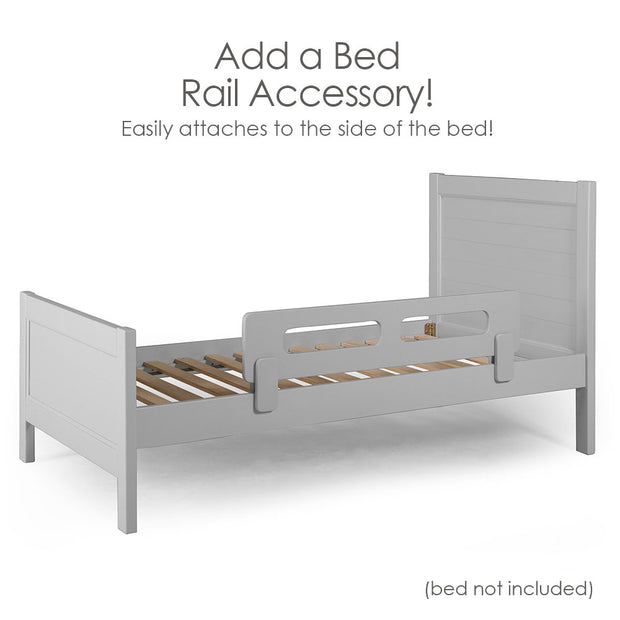 P'kolino Nesto Bed Rail - Grey
