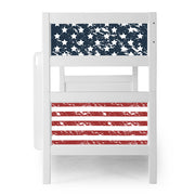 P'kolino Nesto Bunk Bed - Patriot