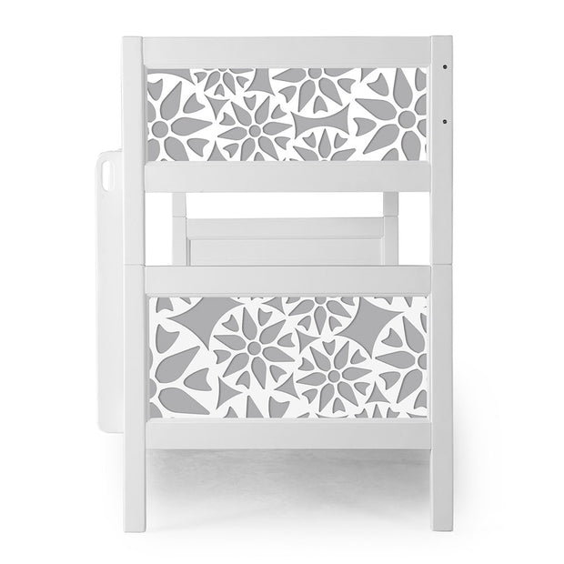 P'kolino Nesto Bunk Bed - White - Prima