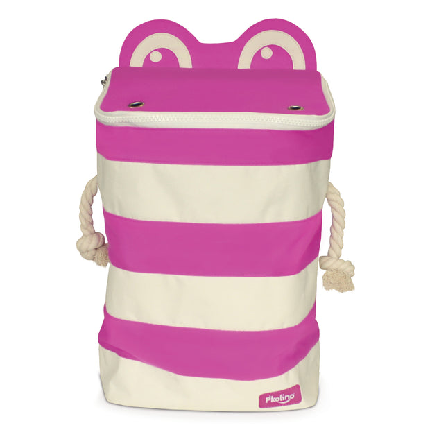 Mess Eaters - Monster Storage Bin - Pink