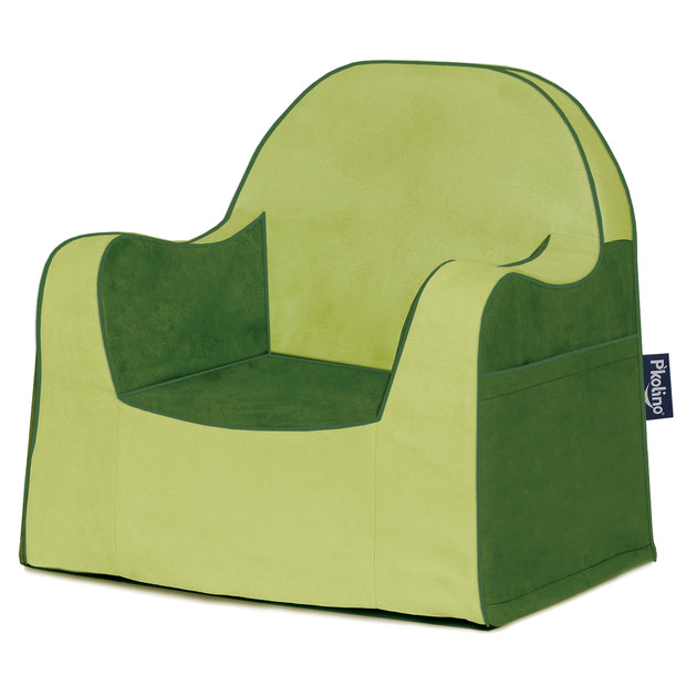 Little Reader Toddler Chair Two Tone Green