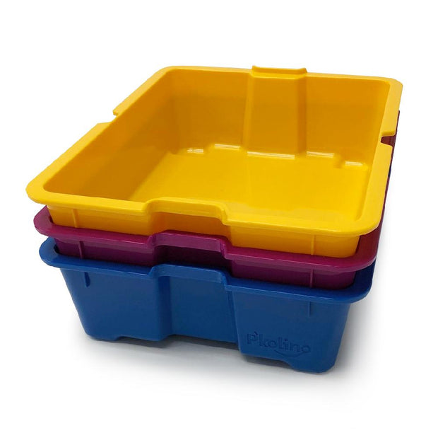 P'kolino Play Kit Storage Bin - Purple
