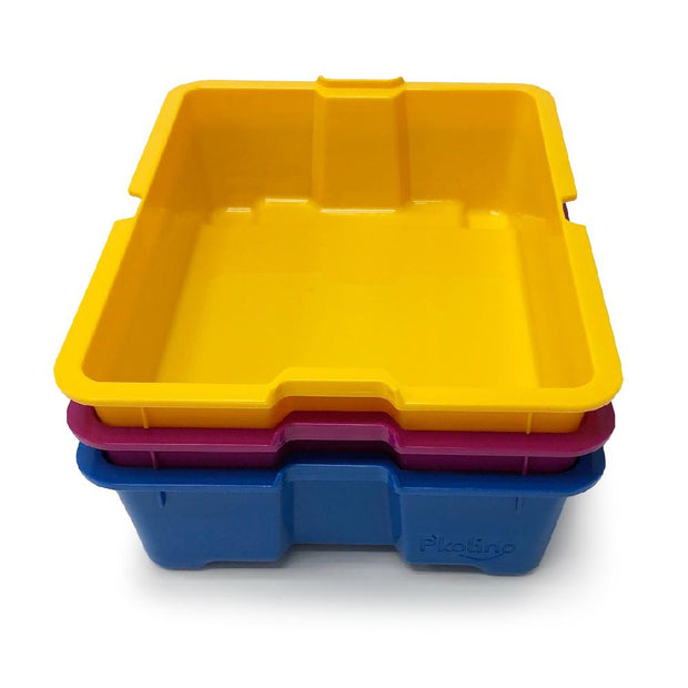 P'kolino Play Kit Storage Bin - Blue