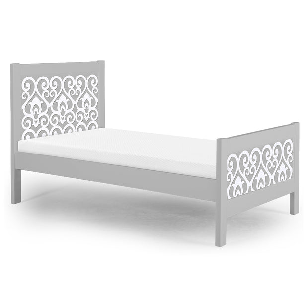 P'kolino Nesto Twin Bed - Grey - Belle