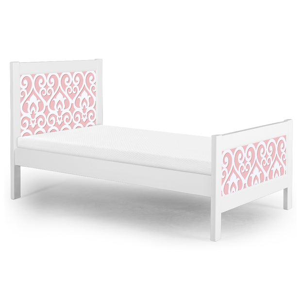 P'kolino Nesto Twin Bed - White - Belle