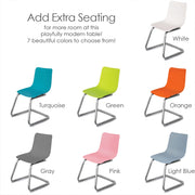 P'kolino Modern Chairs Colors