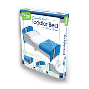 Classically Cool Toddler Bed - Racing Stripes