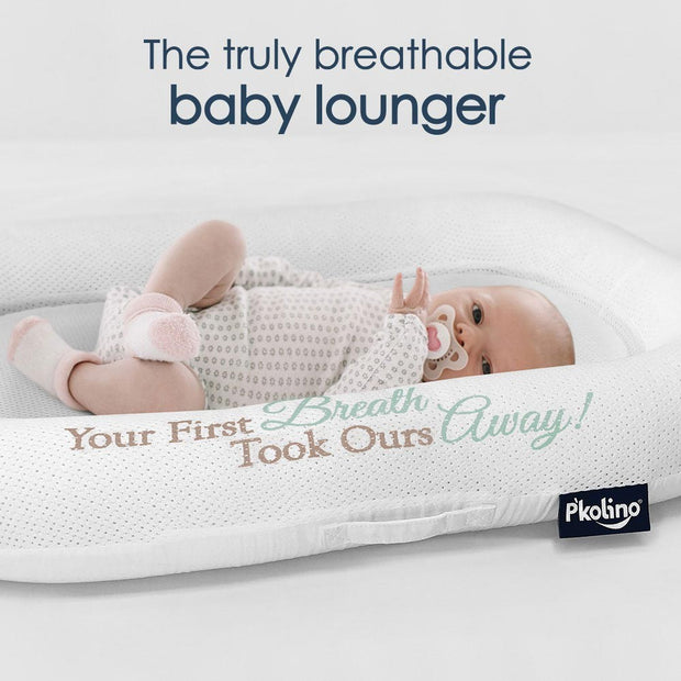 Nuzzle Baby Lounger with AiraTex - First Breath