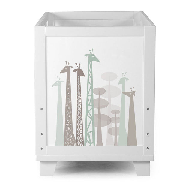 Nesto Convertible Crib - Safari Dreams