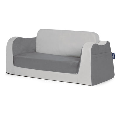 P'kolino Little Reader Sofa Lounge - Grey