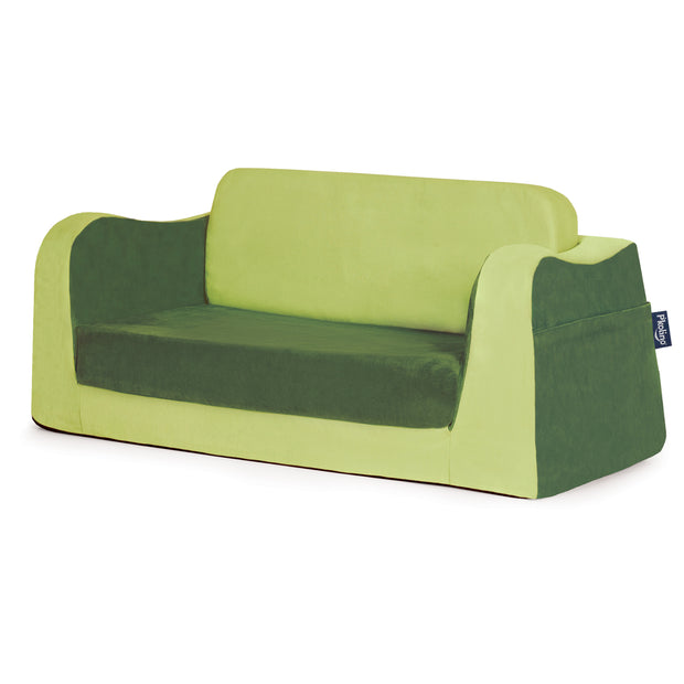P'kolino Little Reader Sofa Lounge - Green