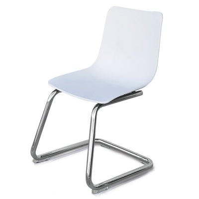 P'kolino Modern Kids Chair - White