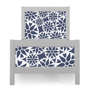 P'kolino Nesto Twin Bed - Grey - Prima in Navy