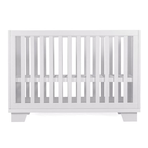 Nesto Convertible Crib - White - Old McDonald