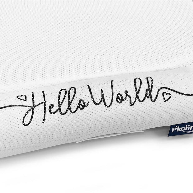 P'kolino Nuzzle Baby Lounger with AiraTex -  Hello World