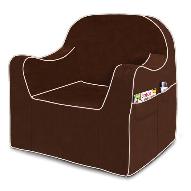 Reader Children's Chair - Brown