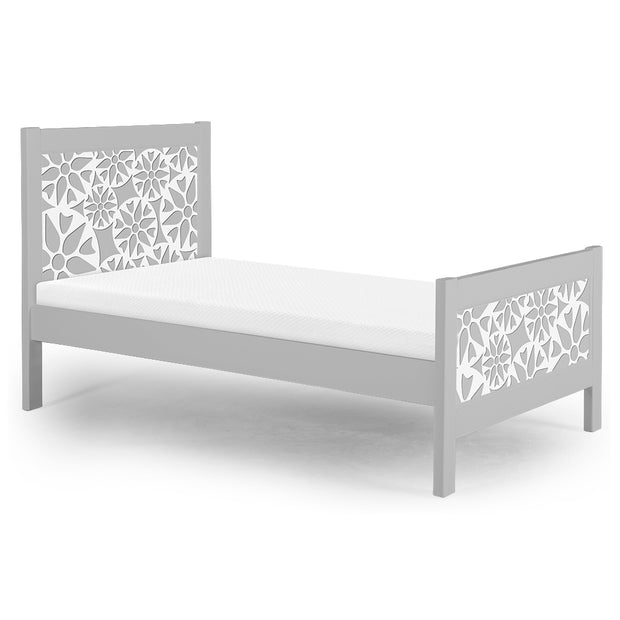 P'kolino Nesto Twin Bed - Grey - Prima