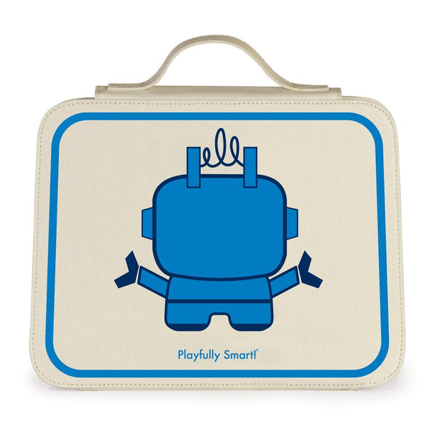 P'kolino Travel Art Set - Robot