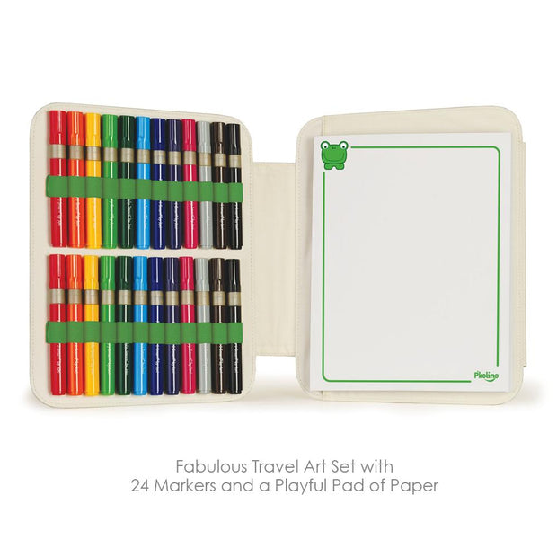 P'kolino Travel Art Set - Tias