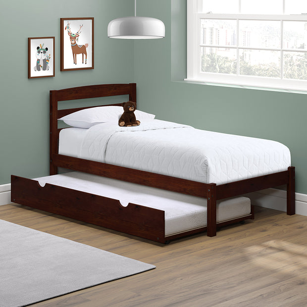 P'kolino Twin Bed with Trundle