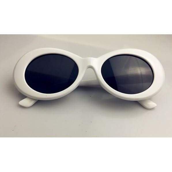 Clout Goggles / Glasses - white