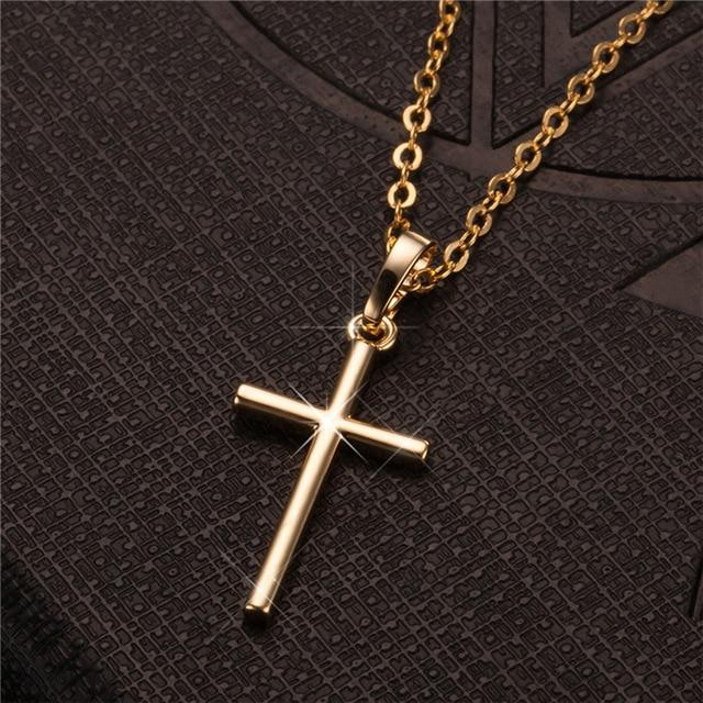 Diamond Cross Chain