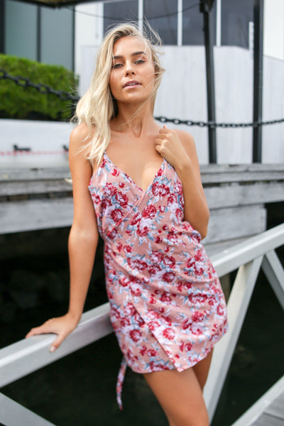 Rose Thalia Dress