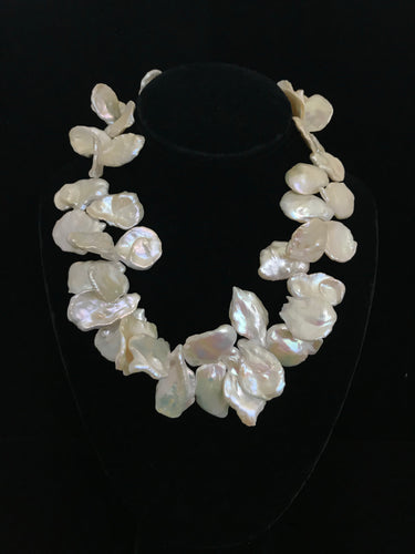 Keishe Pearl Necklace
