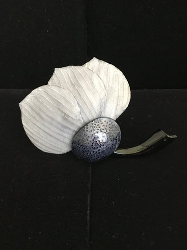 French resin Tulip Magnet