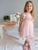 2018 Simple Flower Girl Dresses Cute Short Cheap Flower Girl Dresses #AB001 - DemiDress.com
