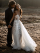 Mermaid Wedding Dress Sexy Ivory Lace Wedding Dress Styles DM013