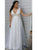 Plus Size Lace Wedding Dresses A Line Tulle Bridal Gowns With Appliques #DM021
