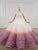 Ball Gown Plus Size Quinceanera Dress Vintage Princess Prom Dress DM062