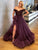 Off The Shoulder Tulle Prom Dress Beading Long Custom Evening Dress DM143